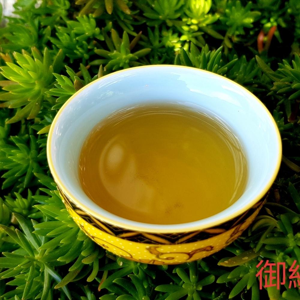 阿里山碳焙烏龍茶