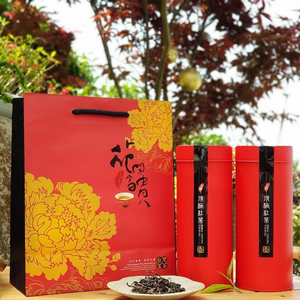 阿里山小葉種紅茶-條