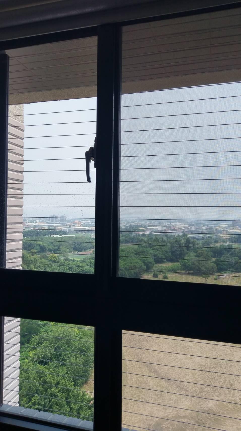 台北市大安區 隱形鐵窗安裝推薦分享