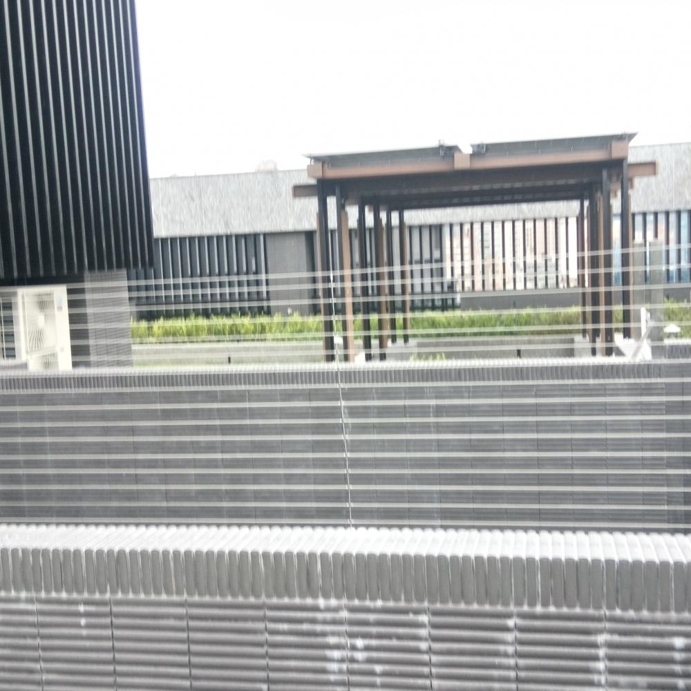 桃園市中壢區 社區頂樓圍牆加高