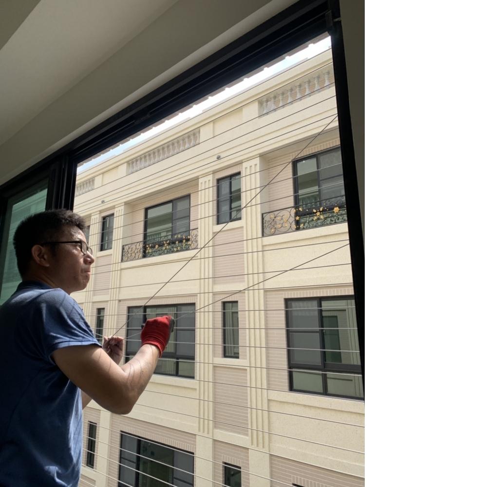隱形鐵窗價格如何計算? 可來電洽詢或加LINE 線上報價! 大旭隱形鐵窗~