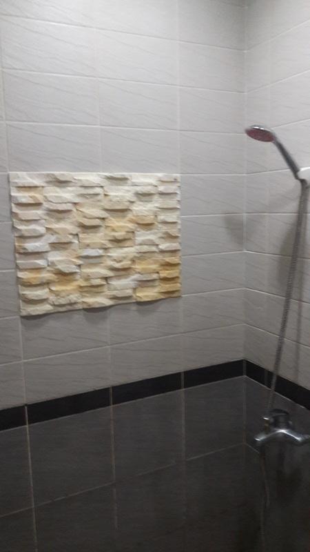 浴室整修完工