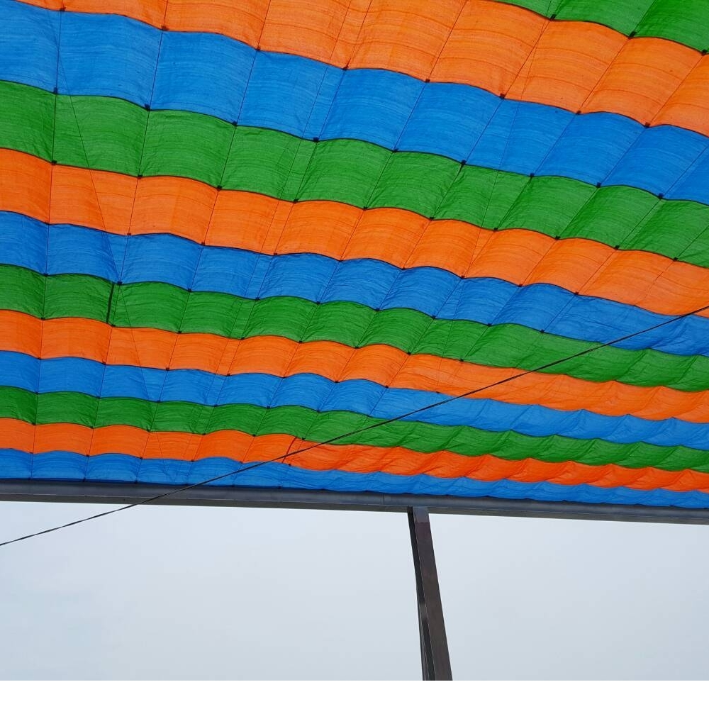 彩色遮陽網