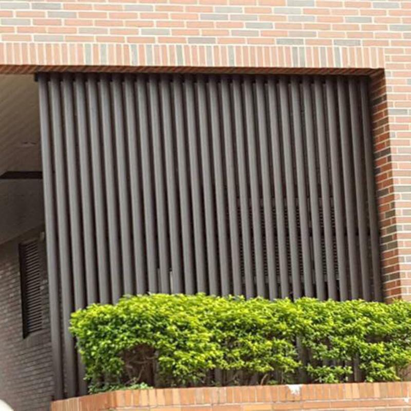 鋁格柵、欄杆系列
