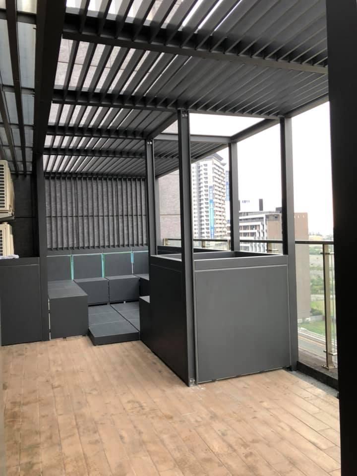 頂樓露台設計