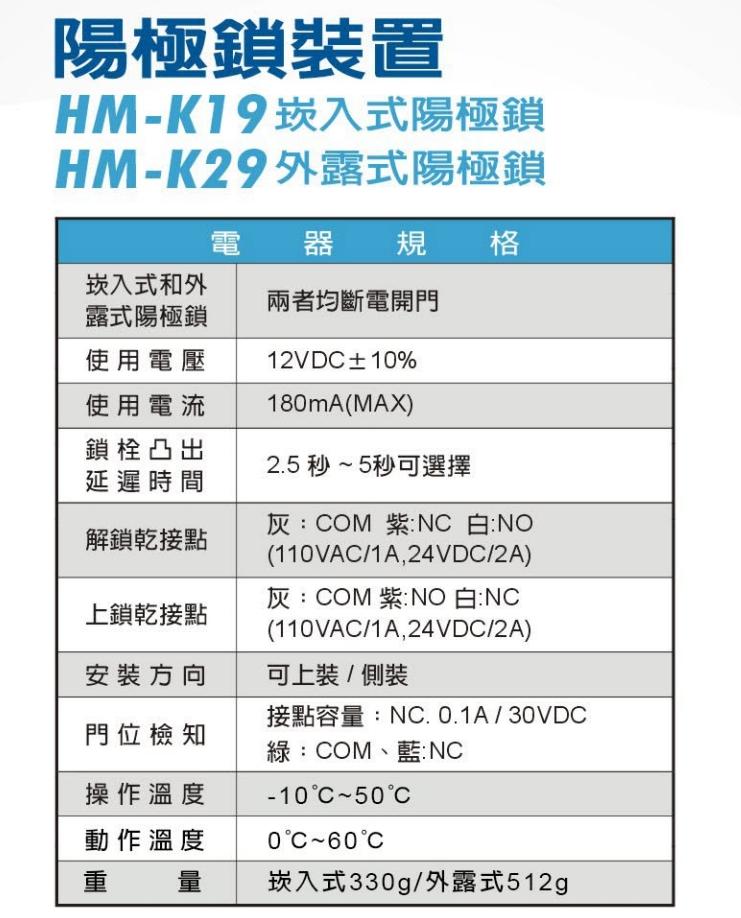 HM-K19
