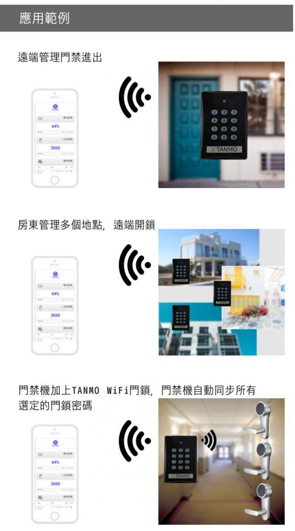 WiFi門禁機(S1