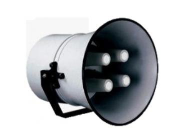 4管強力號角喇叭筒