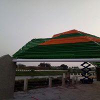 台南彩色遮陽網