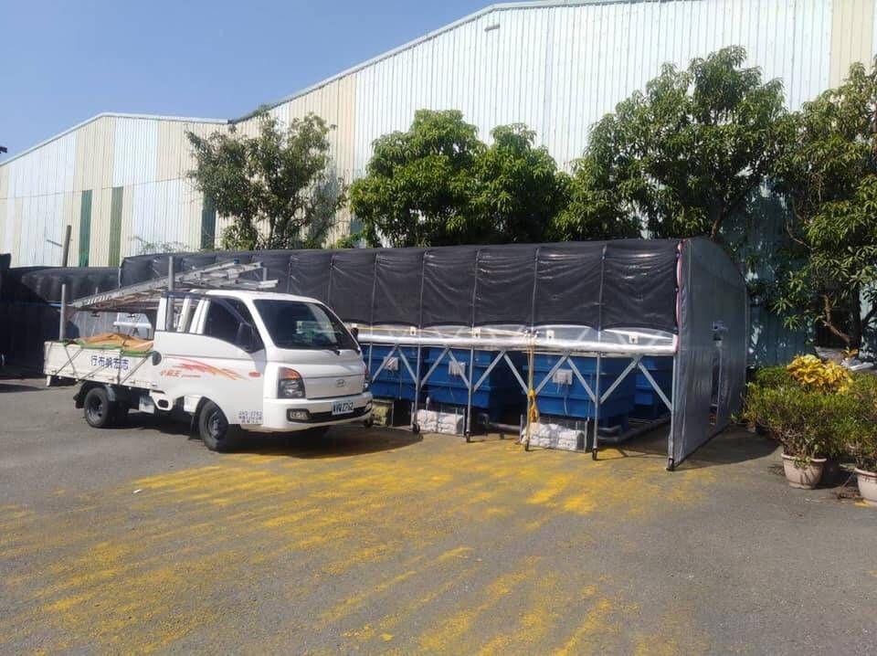 台南温室車庫