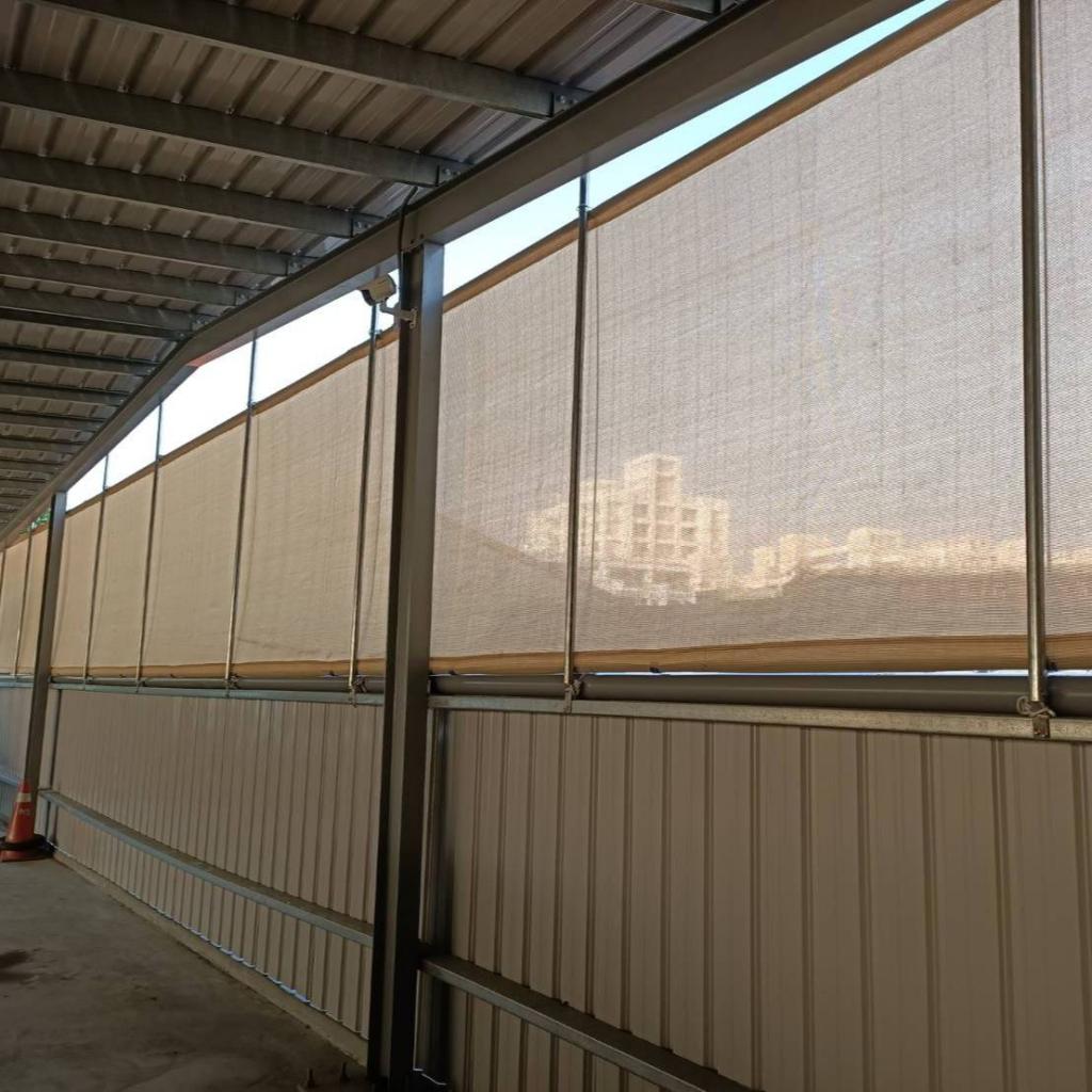 台南捲台遮陽網