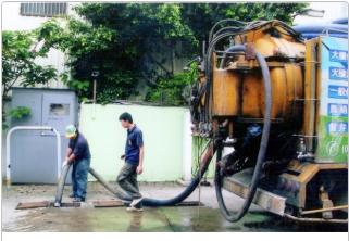 台北抽水肥