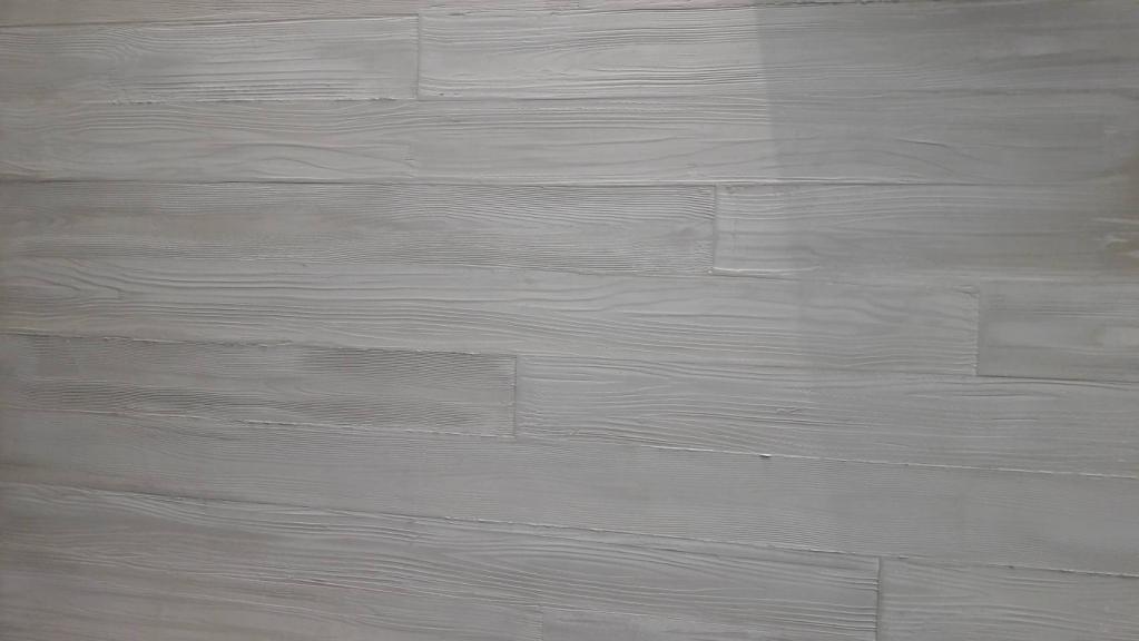 仿木紋清水模