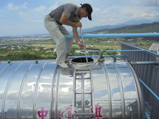 新竹水塔清洗
