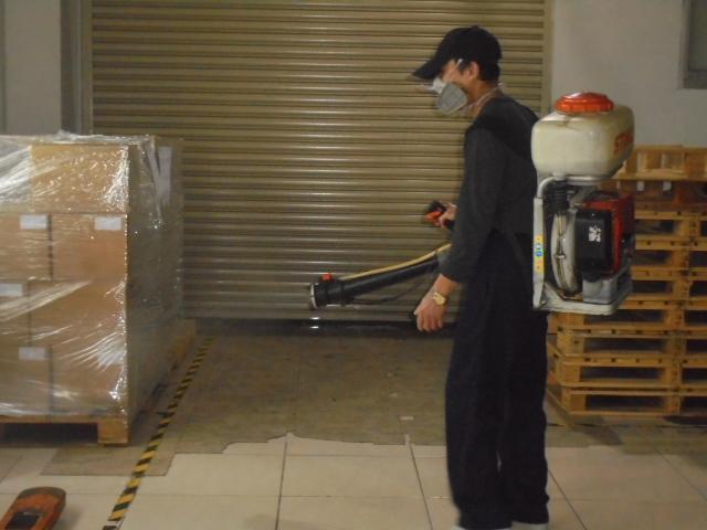 新竹消毒公司