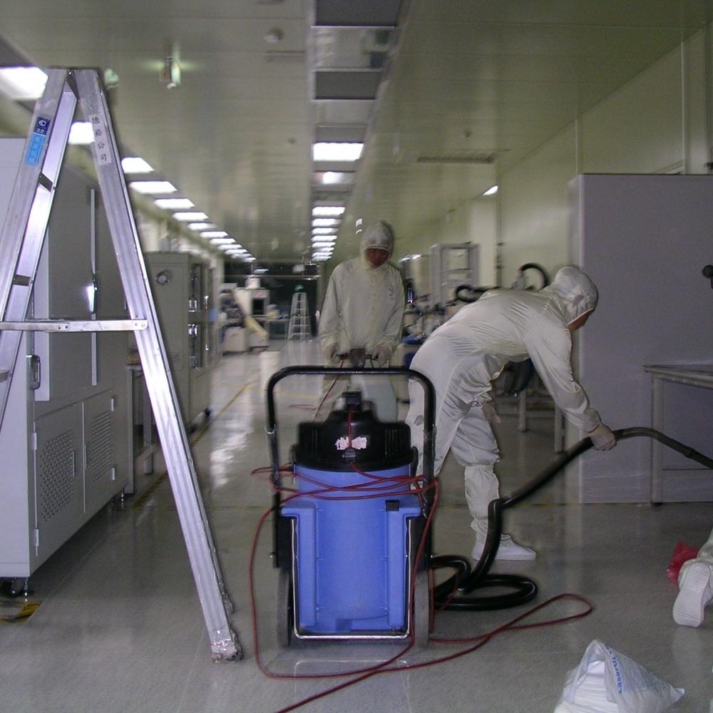 新竹廠房清潔