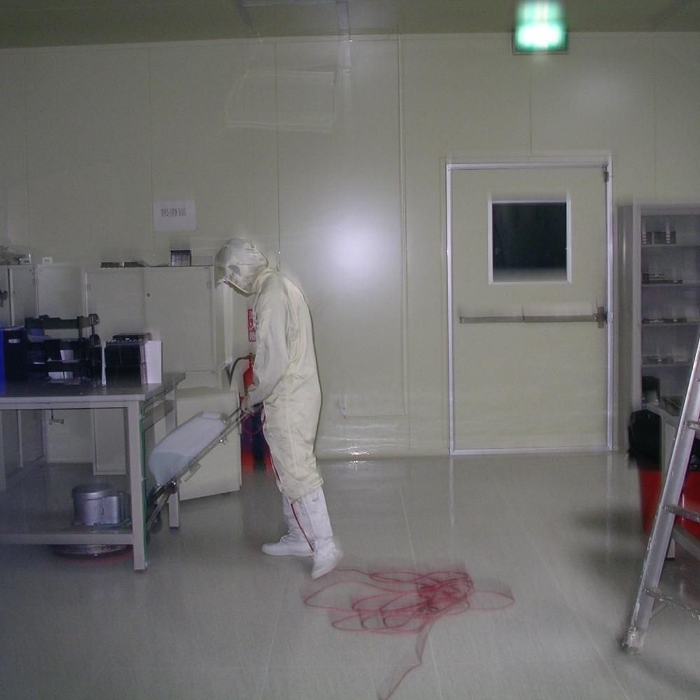 新竹科技廠消毒