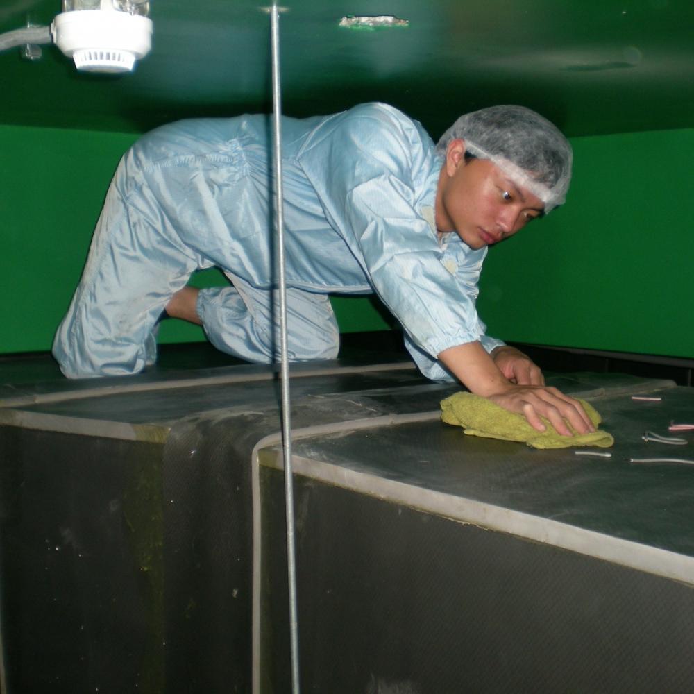 新竹科技廠清潔
