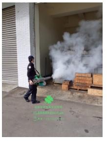 新北工廠消毒