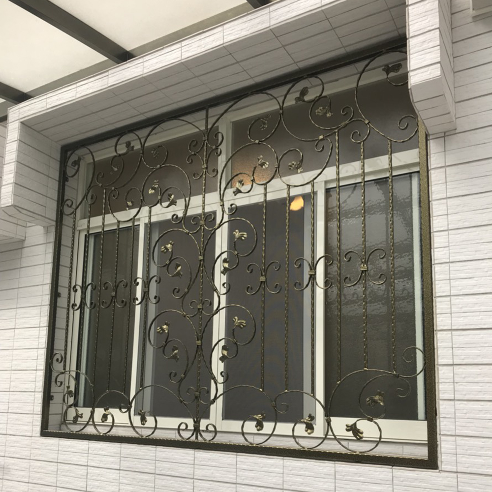 台中鍛造鐵窗