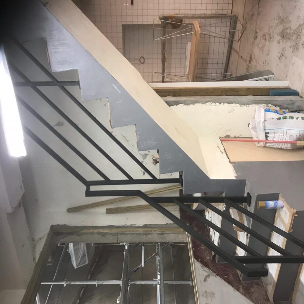 台中鍛造鐵架欄杆