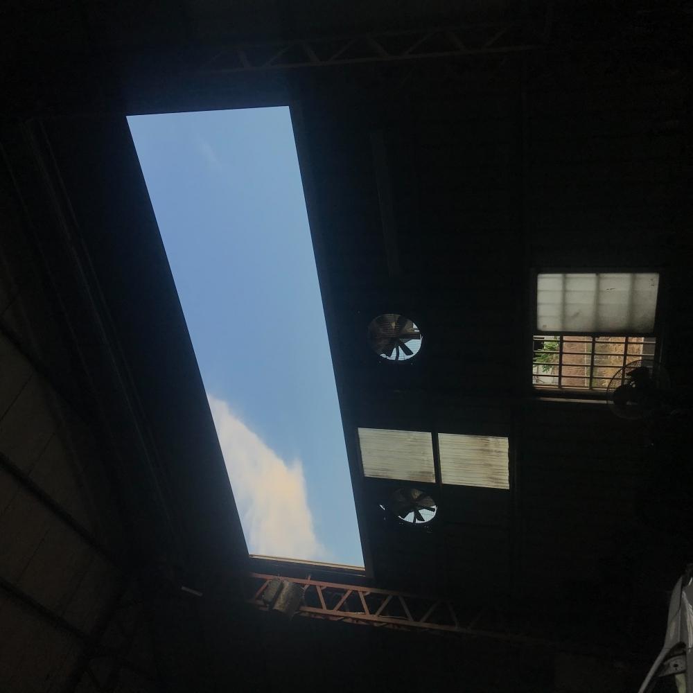 台中空中鐵捲門安裝