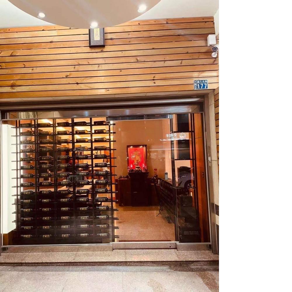 台中客製鐵酒架櫃