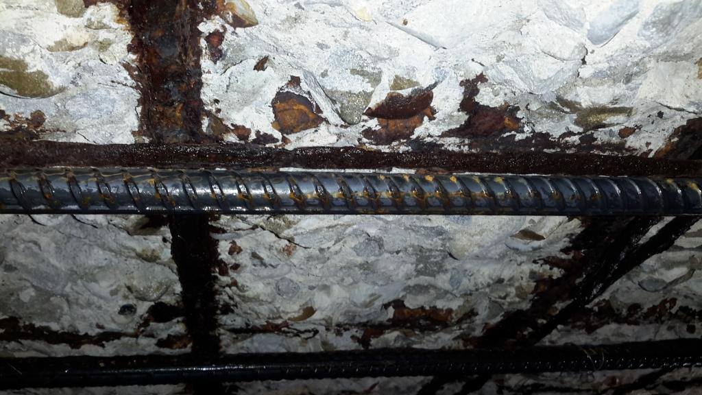 彰化鋼筋外露修繕