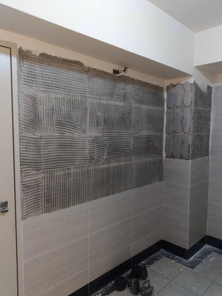 社區30x60壁磚案例