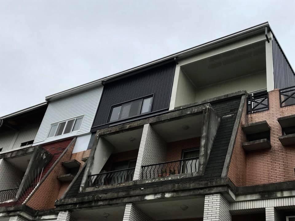 嘉義鐵皮屋頂翻修