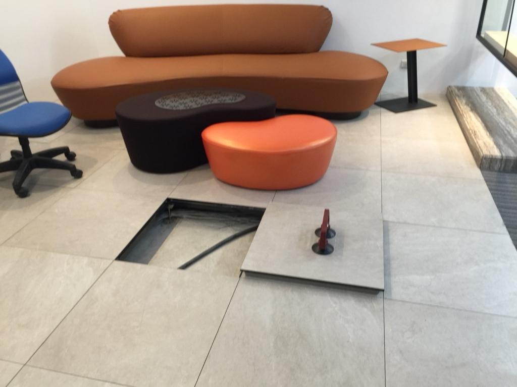 高架地板作品系列