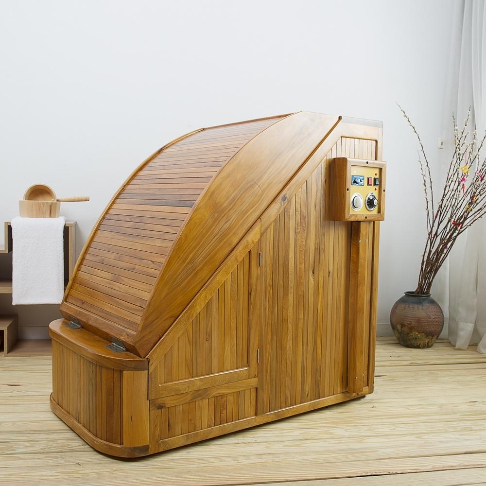 檀香木個人式蒸氣烤箱