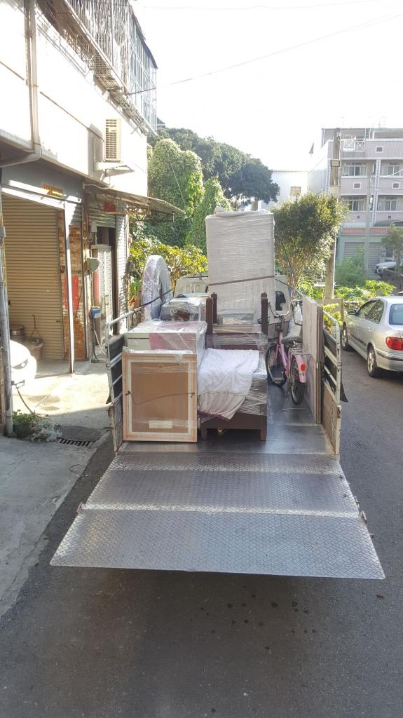 台中東區搬家公司