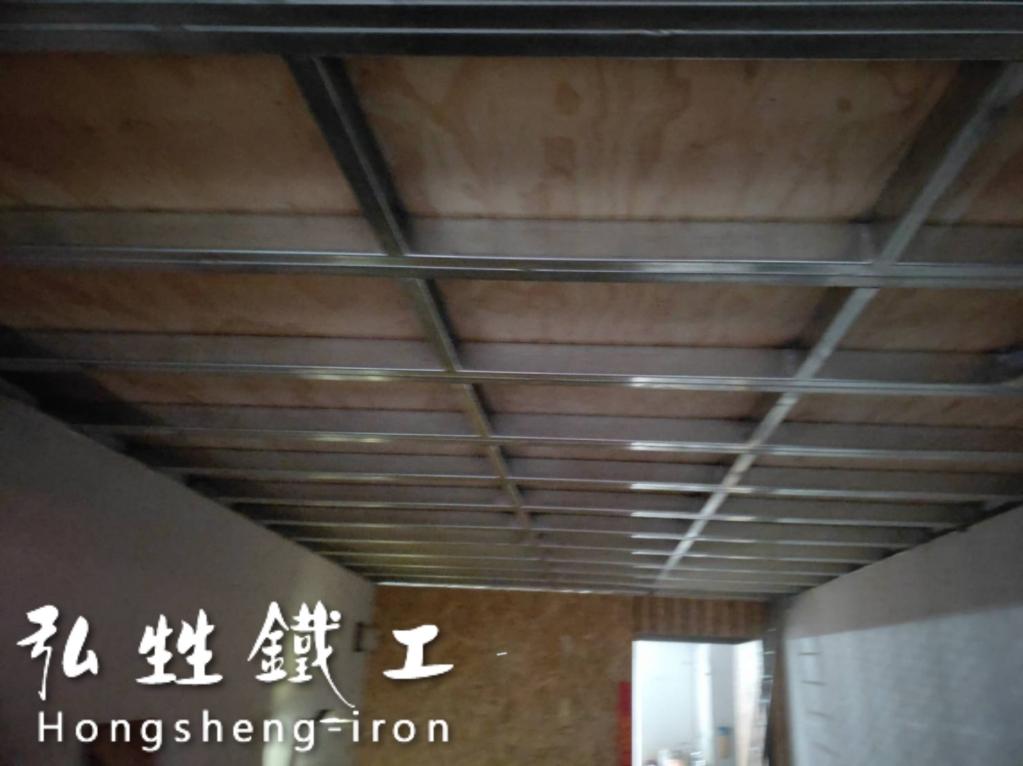 各式鐵件設計製造、維修