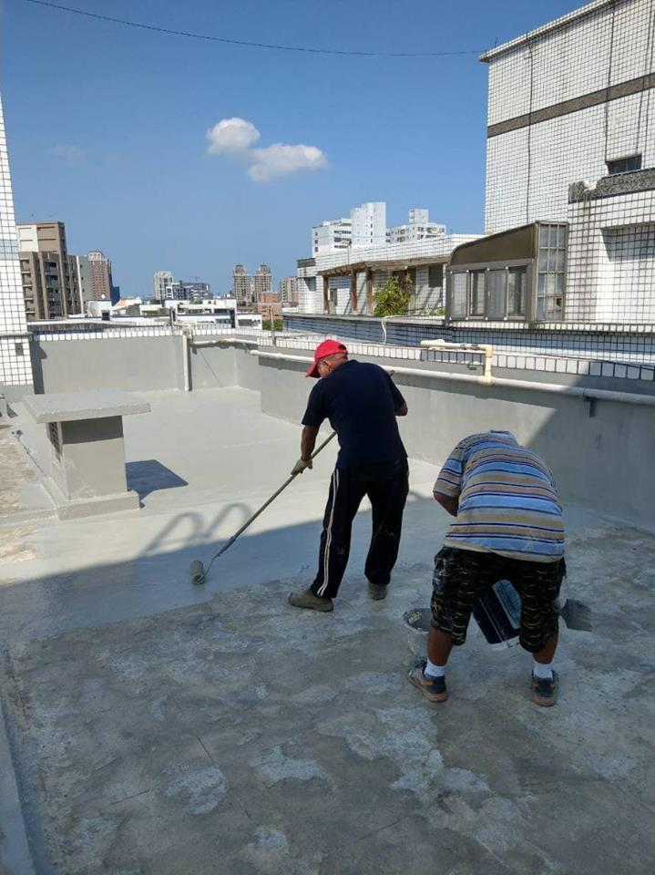 頂樓防水除舊佈新