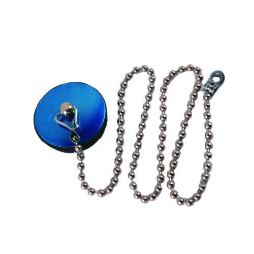 磁性浴缸水塞(附珠鍊