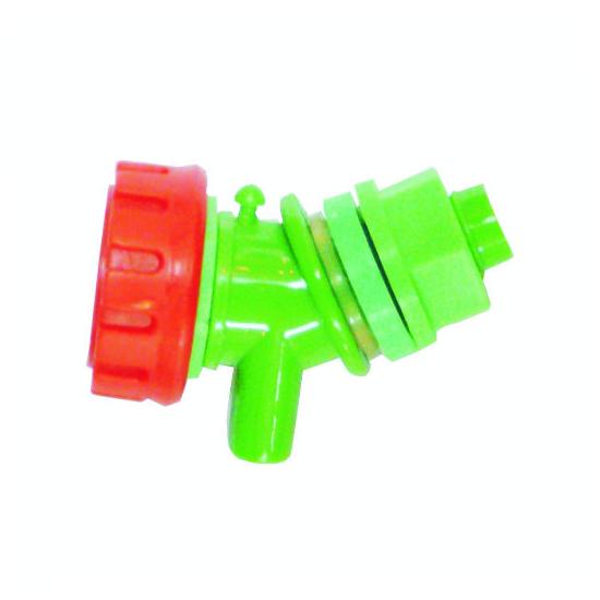 塑膠桶龍頭-貨號:5