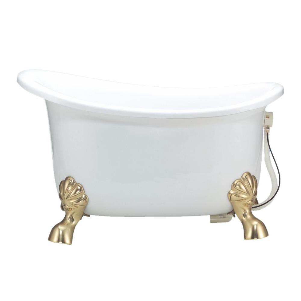 薄型古典浴缸-貨號: