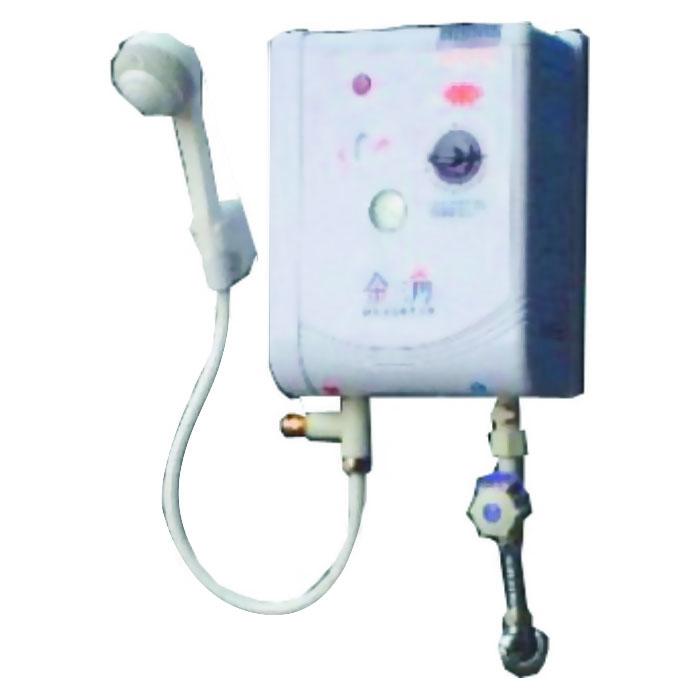 瞬熱式電熱水器(多段
