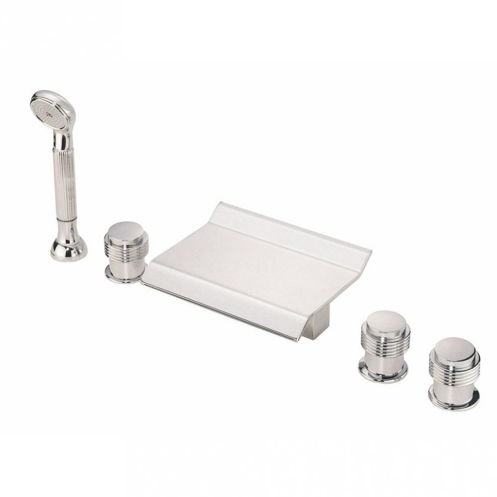 五件組浴缸龍頭-貨號