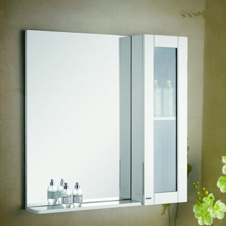 烤漆造型鏡櫃-貨號: