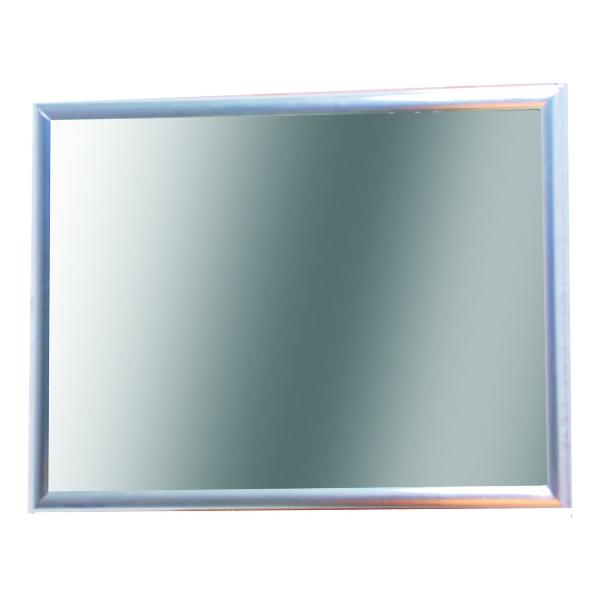 銀鋁框貴族壁鏡 60