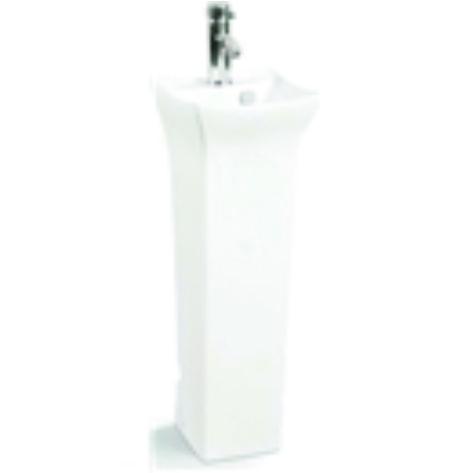 造型立柱盆-貨號:F