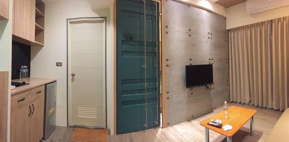 套房改建-9坪套房改工業風1房1廳