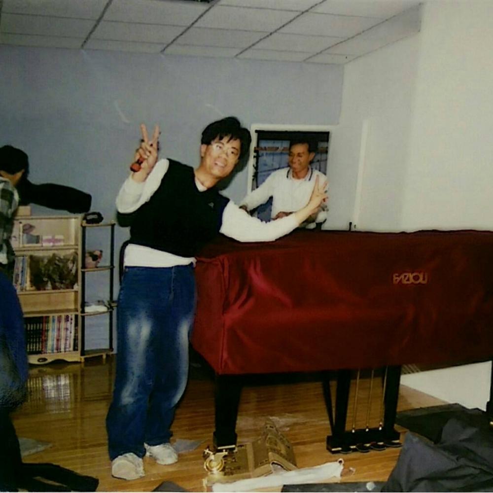 全新法吉歐利鋼琴搬運