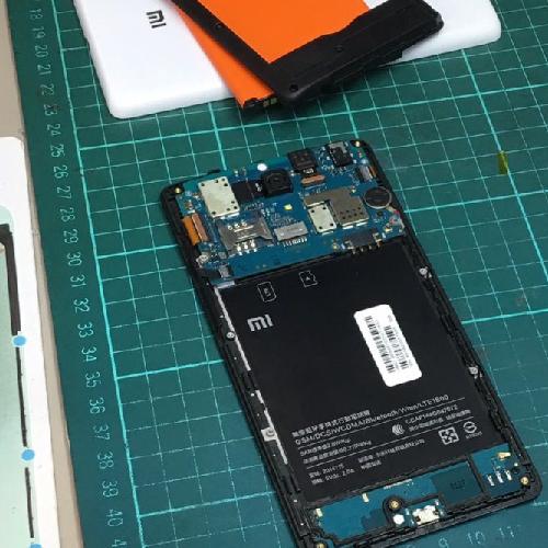 小米手機快速維修- 無法充電