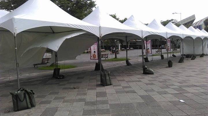 歐式帳篷-阿里山帳