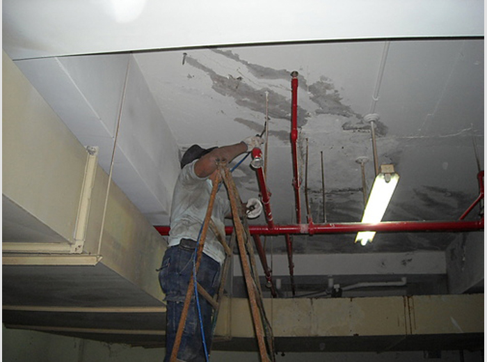 住宅壁癌防水處理