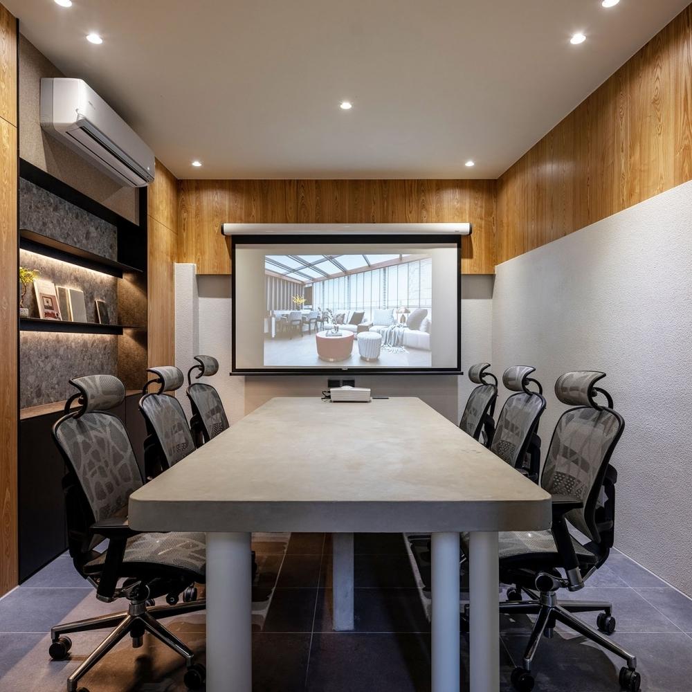 1F會議室(6-7人)