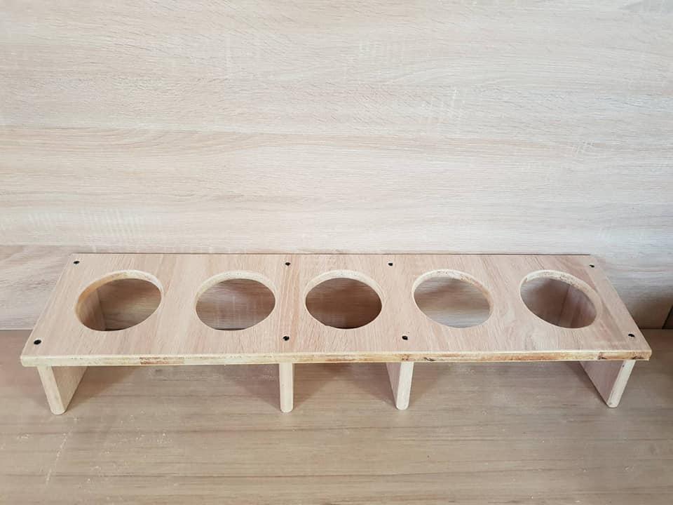 客製寵物碗架
